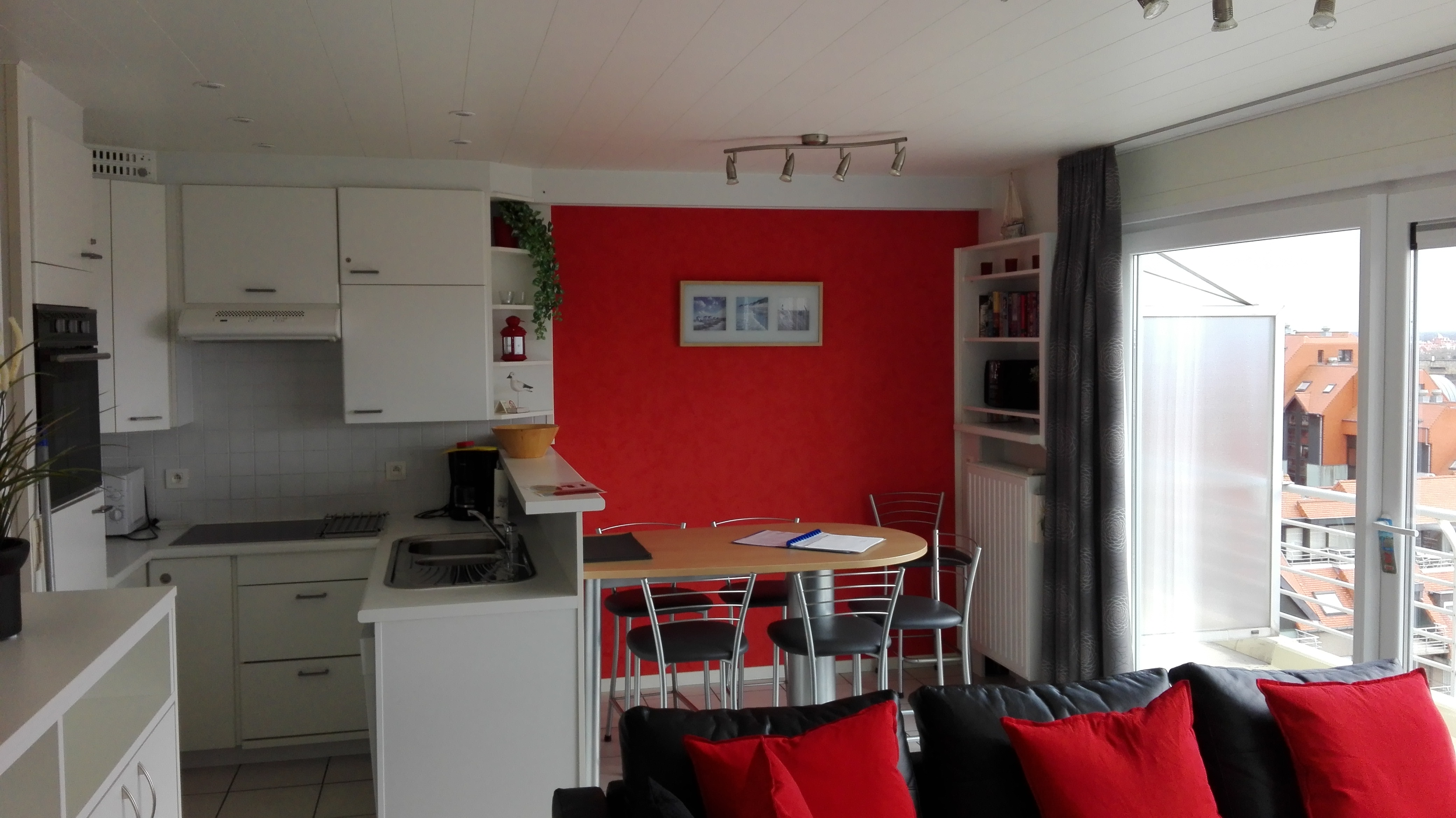 Nieuwpoort - Apt 2 Slpkmrs/Chambres - Residentie Wielingerbank F